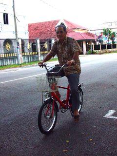Cyclist 1.