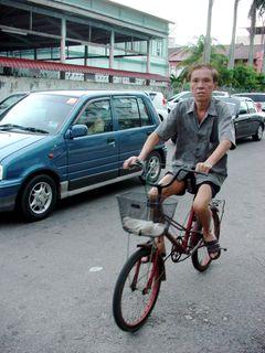 Cyclist 6.